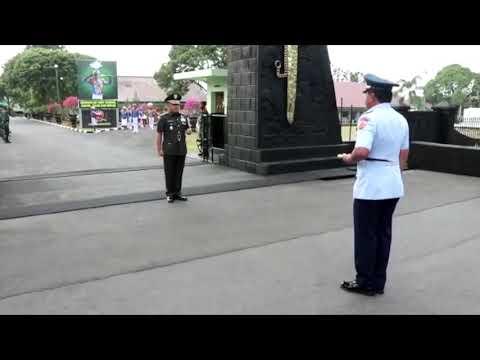 Panglima TNI Menutup Kegiatan TMMD Ke-105  di Kodam VI/Mulawarman