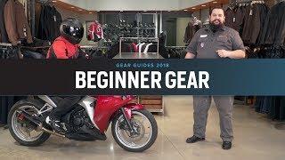 Best Beginner Motorcycle Gear 2018 at RevZilla.com