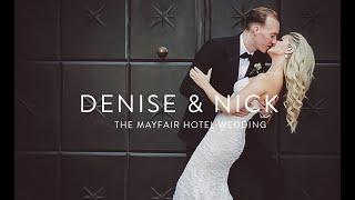 D & N | The Mayfair Hotel Wedding ,  London Wedding Video