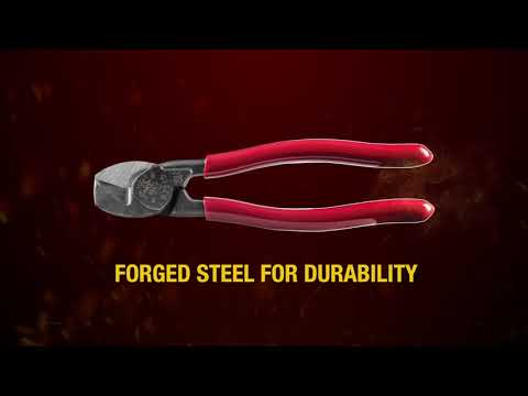 High-Leverage Compact Cable Cutter