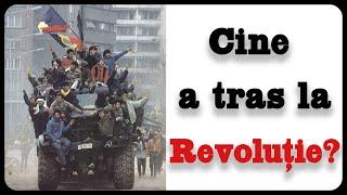 Cine a tras la Revoluție?