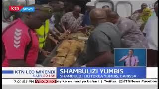 Shambulizi Yumbis: Walishambulia kitua cha kulinda mpaka
