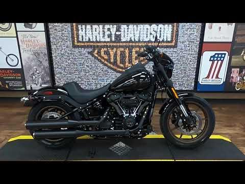 2021 Harley-Davidson® Low Rider® S
