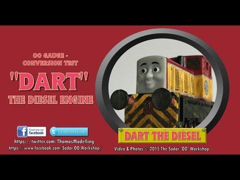 Stepney vs Dart - Thomas & Friends Great Race Hornby Trains OO Gauge