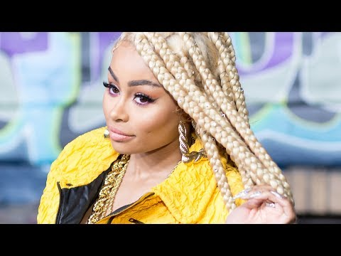 """Blac Chyna Signs a """"Huge Record Deal"""" BUT Will She Rap About The Kardashian Family?"""
