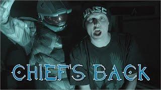 ShueTube - Chief's Back (Halo 5 Rap - Produced By SwagStarHitz)