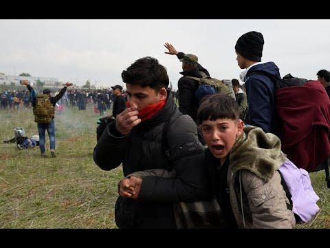 Το «φάντασμα» της Ειδομένης: Πρόσφυγες σε Διαβατά και σταθμό Λαρίσης (ΦΩΤΟ)…