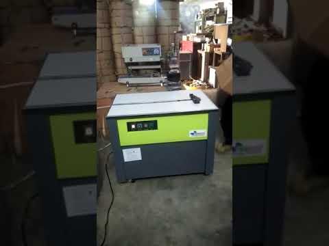 Box Strapping Machines