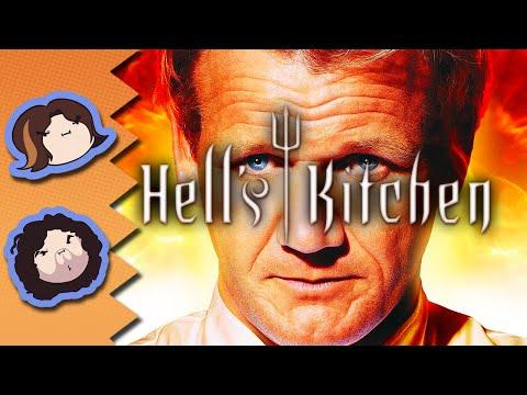 hells kitchen video game wii