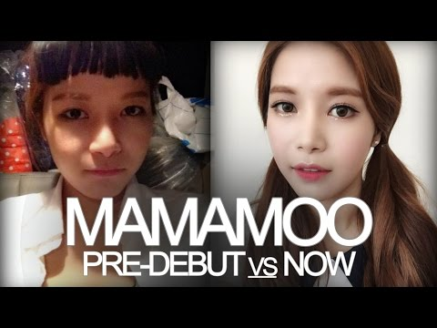 MAMAMOO: Pre-Debut VS Now [Before and After]