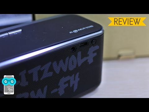 Review BlitzWolf BW-F4 xBASS, Bluetooth Speaker buat Sound System Kondangan Hahaha