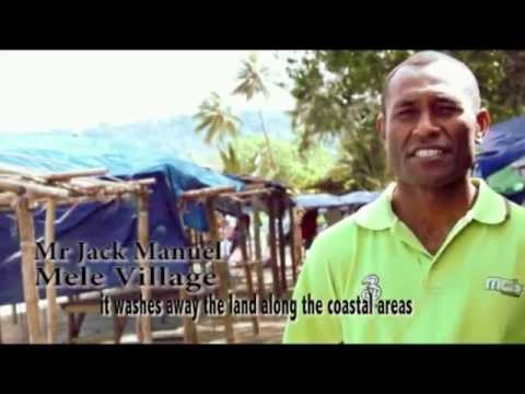 Losing the Land: Coastal Erosion in Vanuatu