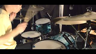 Heat Wave   Snail Mail   Drum Cover