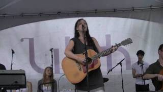 Tara MacLean - Dry Land (Lilith Fair 2010, TO)