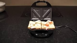 Sandwichmaker Test - Clatronic ST 3477 Sandwichtoaster