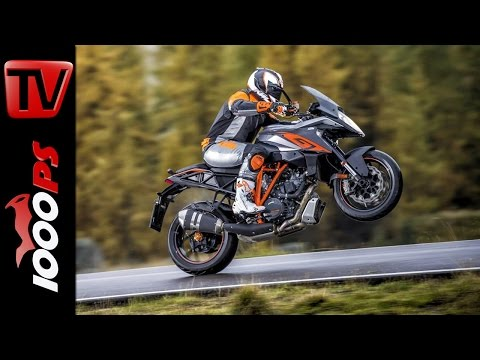 KTM 1290 Super Duke GT | Price, Power, Availability