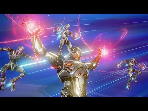 Marvel vs. Capcom: Infinite - Gameplay Trailer 2 thumbnail