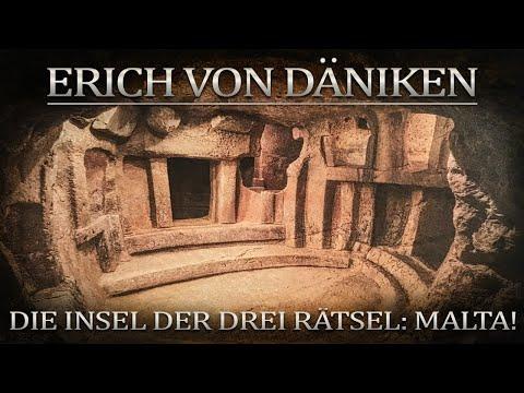 Erich von Daniken Het eiland van de drie raadsels