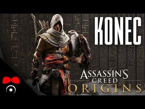 KONEC A ZHODNOCENÍ! | Assassin's Creed: Origins #26