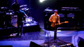 Death Cab For Cutie - Tiny Vessels (Live in Paris, May 28th, 2012)
