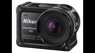 Nikon KeyMission 170 Test Video
