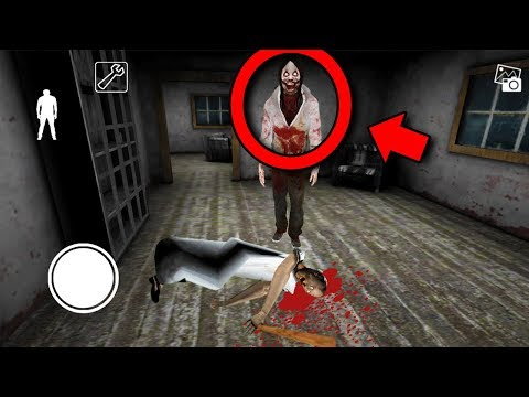 Granny's House is taken over by JEFF THE KILLER in Granny Horror Game... (Jeff the Killer in Granny) (видео)