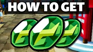 HOW TO GET Thunder Stones in Pokemon Sun and Moon