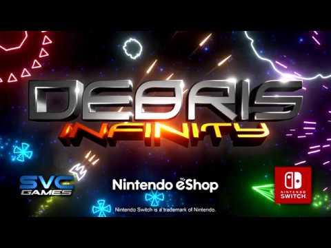 Debris Infinity for Nintendo Switch trailer (ESRB) thumbnail