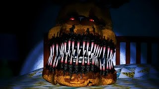 THE GOOD ENDING??   Five Nights At Freddy's 4   Part 6