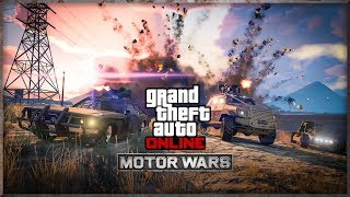 Gta5 motor wars glitched out