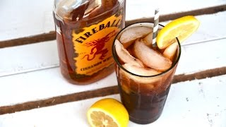 How To Make A 7 Layer Fireball Whisky Cocktail