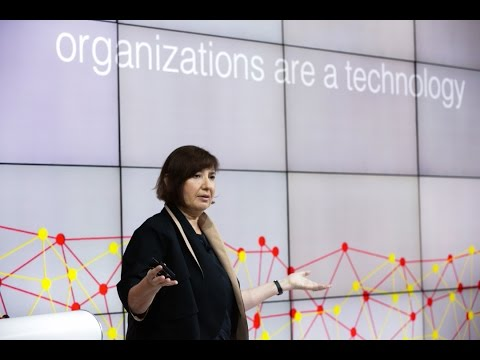 The History and Future of Work with futurist Marina Gorbis