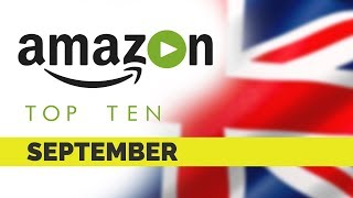 Top Ten movies on Amazon Prime UK for September 2018
