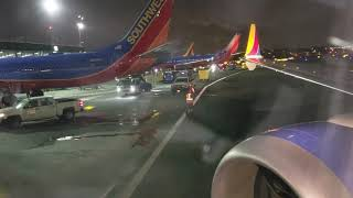 A Rare Spotting Opportunity! | Southwest Airlines 737MAX8 Full Flight | LAX-OAK |
