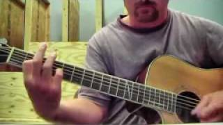 Chris Tomlin All Bow Down Acoustic Guitar Instruction