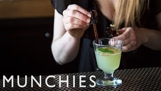 How to Make a Southside Cocktail