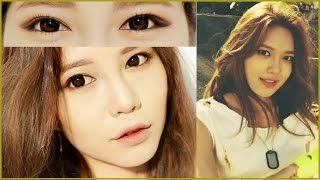 GIRLS`GENERATION(少女時代) - Catch Me If You Can INSPIRED MAKEUP TUTORIAL