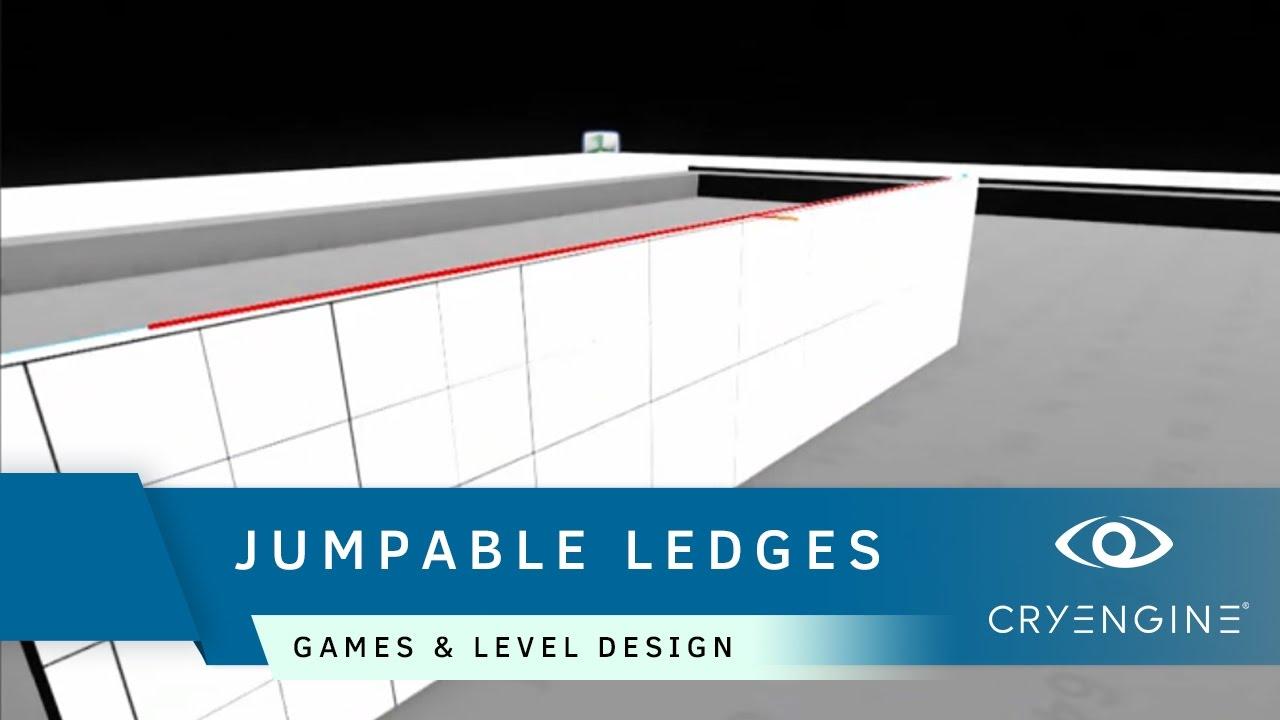 How to use Static Ledges custom entity | Game & Level Design