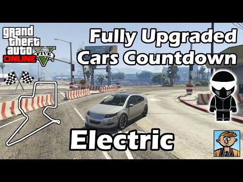 Grand Theft Auto Gta 5 Electric