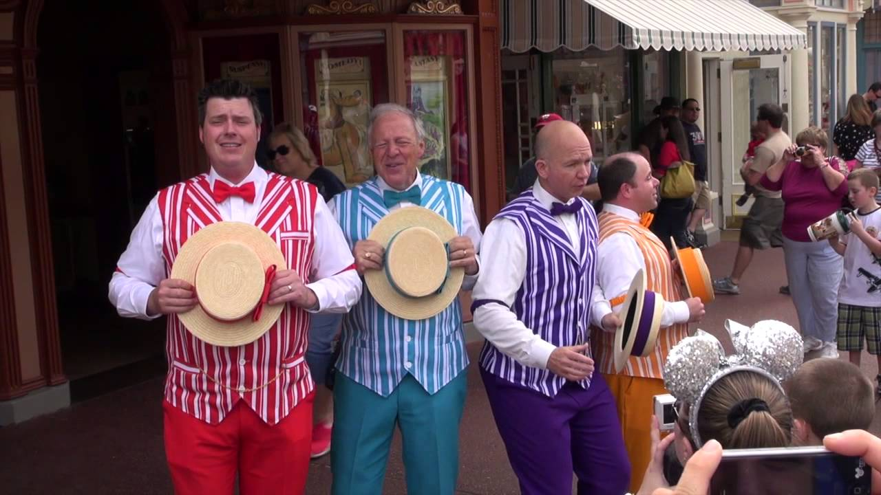 Dapper Dans - The 'Original Boy Band'