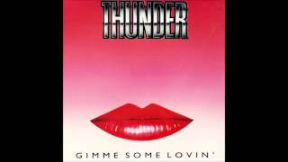 Thunder - Until The Night Is Through (B Side Bonus Track 1990)