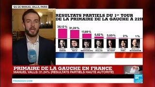 Primaire de la gauche : Manuel Valls joue la carte de la crédibilité face à Benoit Hamon