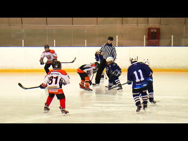Первенство России по хоккею