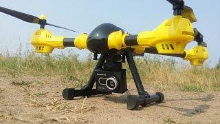 Квадрокоптер Kai Deng K70C ... Большой, бюджетный