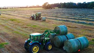 Making Hay in South Dakota: Complete Process