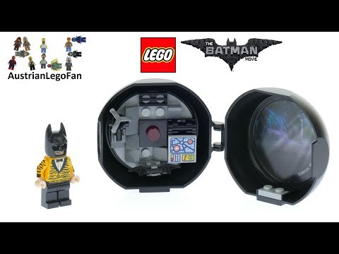 Vidéo LEGO The Batman Movie 5004929 : Battle Pod (Polybag)