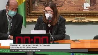 Constituição e Justiça - Discussão e Votação de Propostas - 15/04/2021 10:00