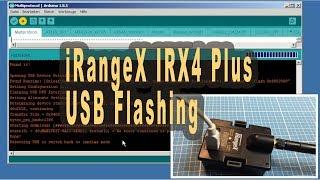 IRangeX IRX4 Plus Multiprotocol Modul USB Flashing - Taranis X9D