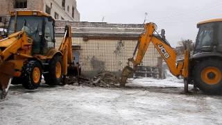 Услуги аренда гидромолота JCB Cat Киев от компании