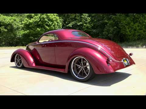 Video of 1937 Coupe located in Charlotte North Carolina - $159,900.00 - I585